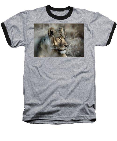 The Lioness  Baseball T-Shirt