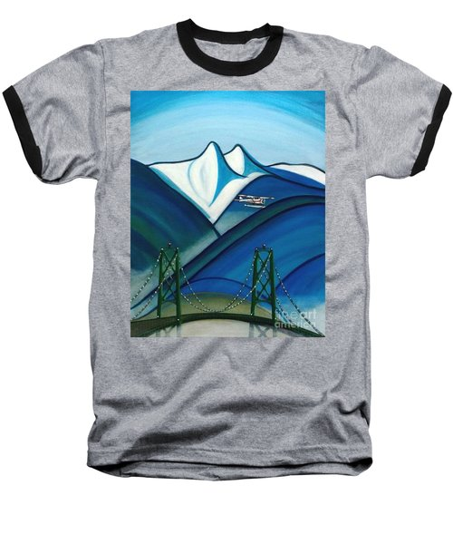 The Lions Baseball T-Shirt