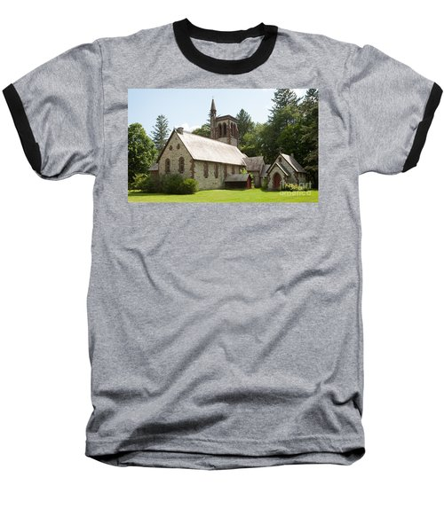 The Little Brown Church In The Vale Baseball T-Shirt