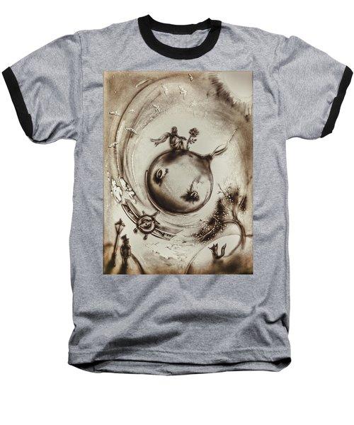 The Little Prince Baseball T-Shirt
