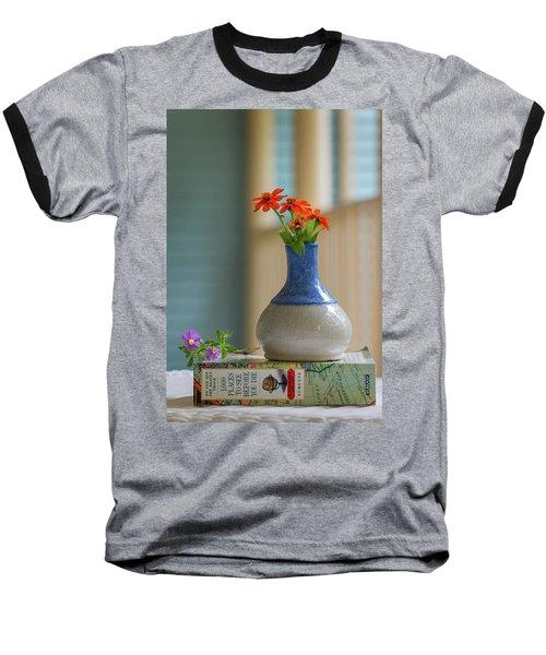 The Little Vase Baseball T-Shirt