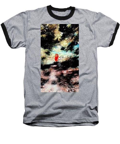 The Little Wood Nymph Baseball T-Shirt