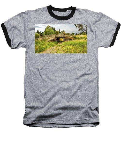 The Little Wooden Bridge Baseball T-Shirt