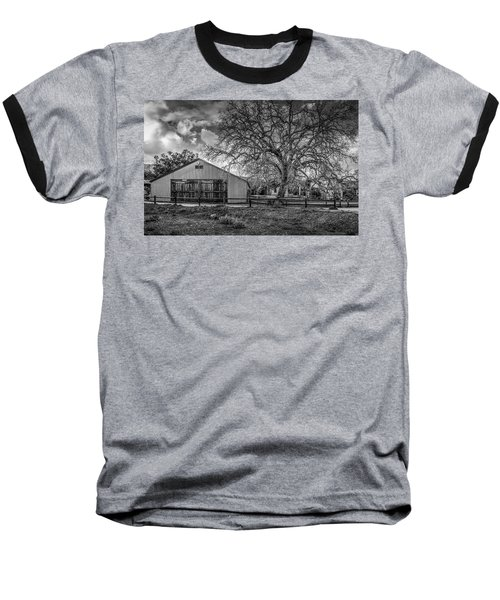 The Livery Stable And Oak Baseball T-Shirt