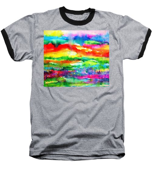 The Living Desert Baseball T-Shirt