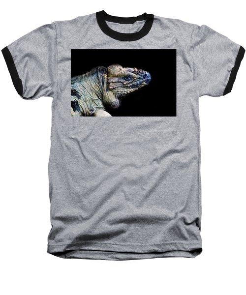 The Lizard King Baseball T-Shirt