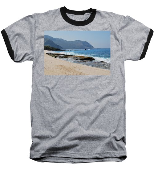 The Local's Beach Baseball T-Shirt