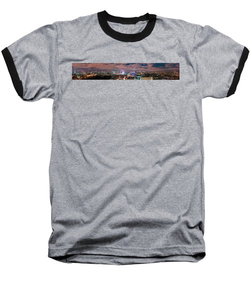 The London Skyline Baseball T-Shirt