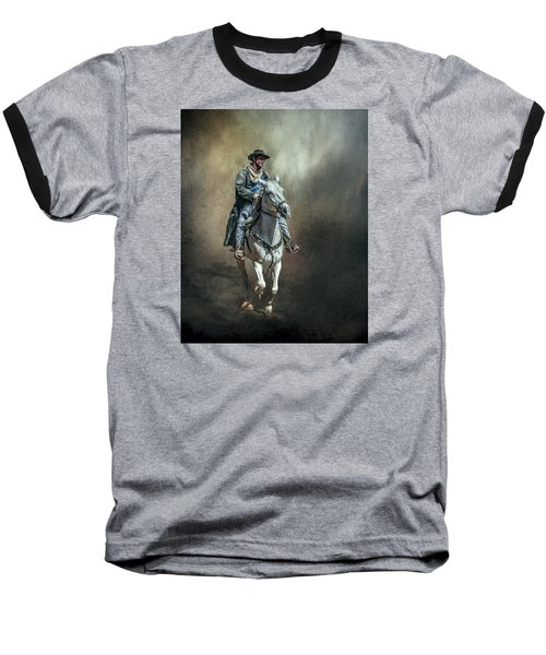 The Lone Drifter Baseball T-Shirt