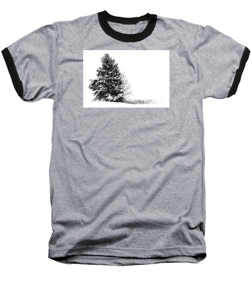 The Lone Pine Baseball T-Shirt