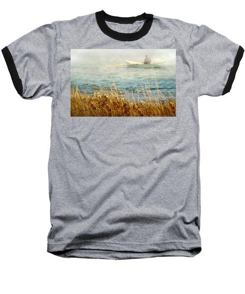 The Lone Rower Baseball T-Shirt