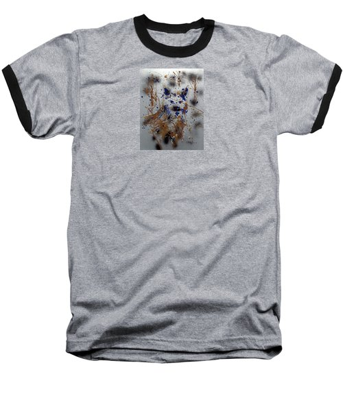 The Lone Wolf  Canis Lupus Baseball T-Shirt