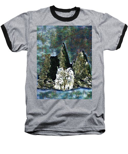 The Loneliest Tree Baseball T-Shirt
