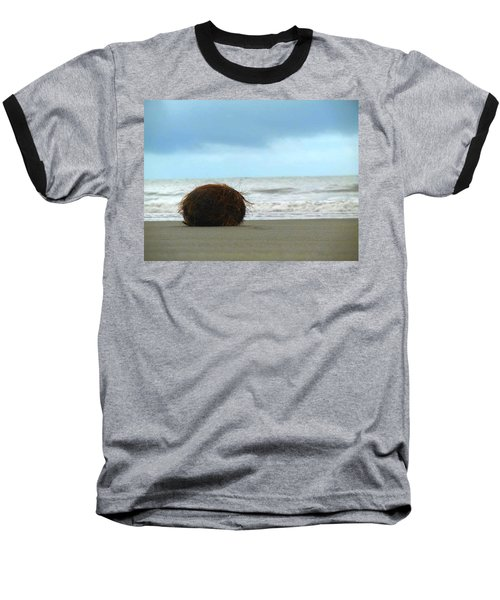 The Lonely Coconut Baseball T-Shirt