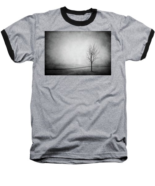 The Lonely Path Baseball T-Shirt
