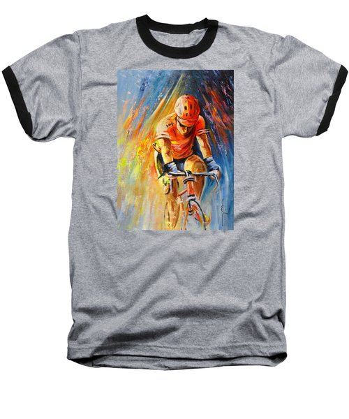 The Lonesome Rider Baseball T-Shirt