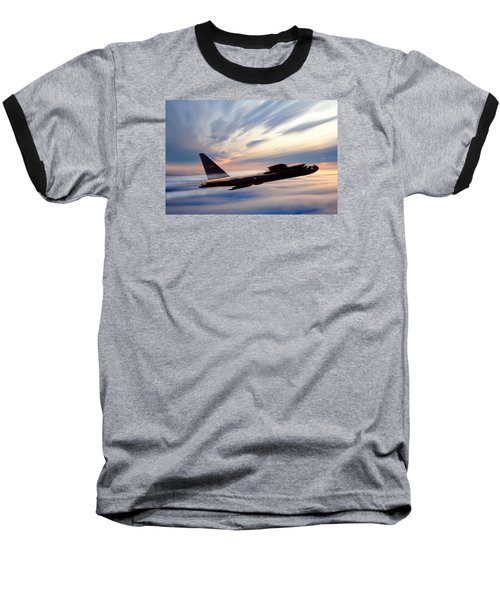 The Long Goodbye Baseball T-Shirt by Peter Chilelli