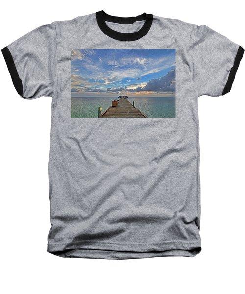 The Long Walk Baseball T-Shirt