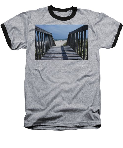 The Long Walk Baseball T-Shirt