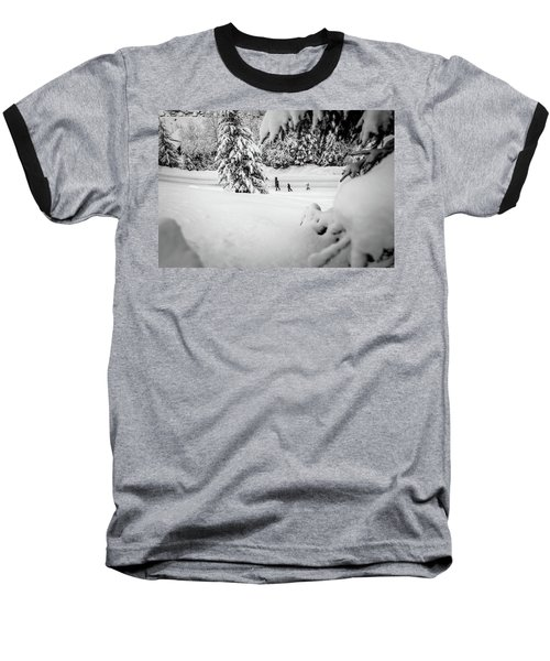 The Long Walk- Baseball T-Shirt