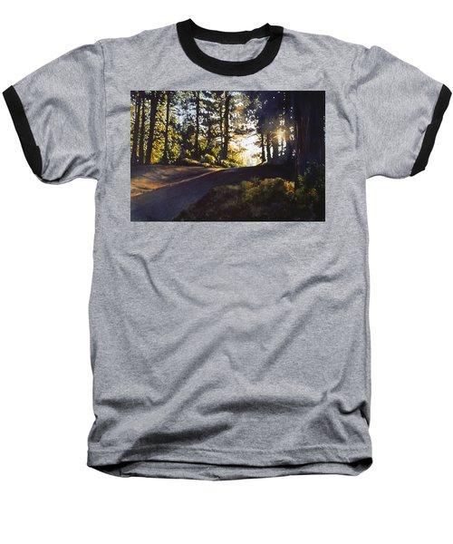 The Long Way Home Baseball T-Shirt