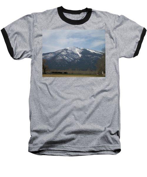 The Longshed Baseball T-Shirt
