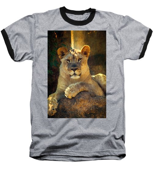 The Look Baseball T-Shirt
