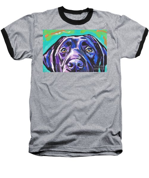 The Look Of Lab Baseball T-Shirt