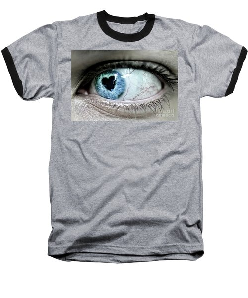 The Look Of Love Baseball T-Shirt