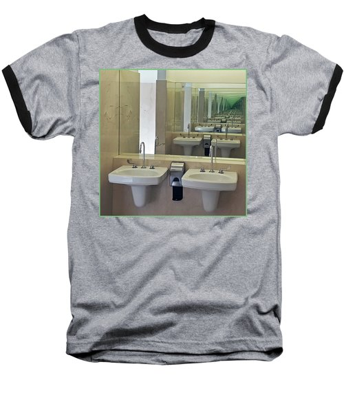 The Looking Glass Baseball T-Shirt
