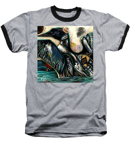 The Loon Baseball T-Shirt