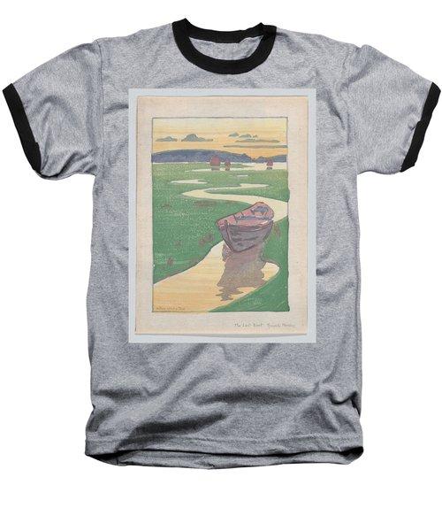 The Lost Boat , Arthur Wesley Dow Baseball T-Shirt