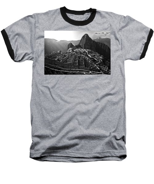 The Lost City Of The Incas Baseball T-Shirt