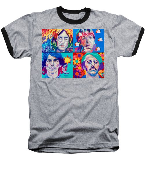 Come Together Baseball T-Shirt