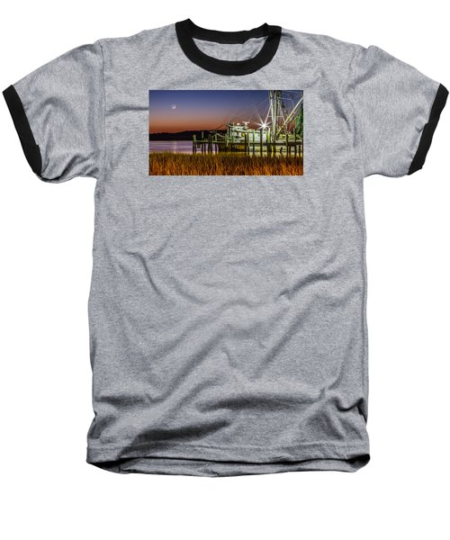 The Low Country Way - Folly Beach Sc Baseball T-Shirt