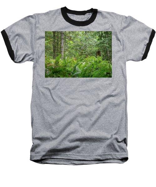 The Lush Forest Baseball T-Shirt