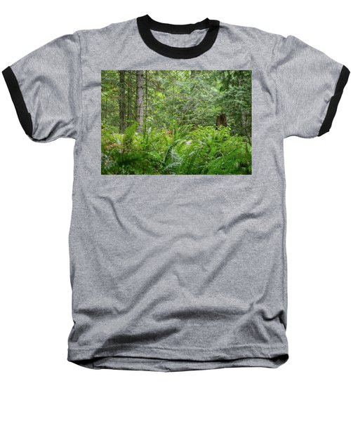 The Lush Forest Baseball T-Shirt