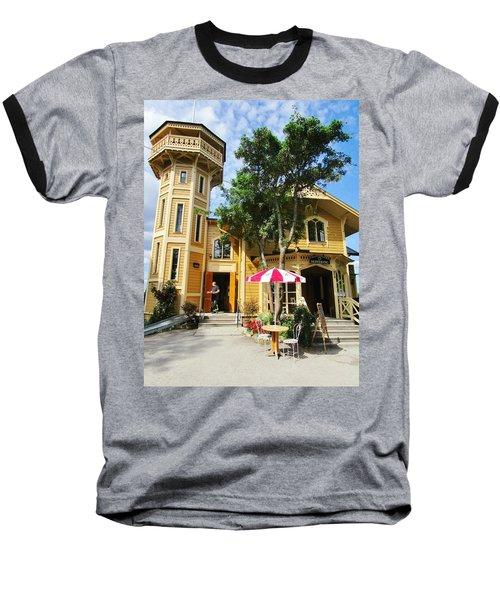 The Lyre  Baseball T-Shirt