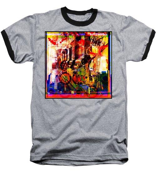 The Machine Age Baseball T-Shirt