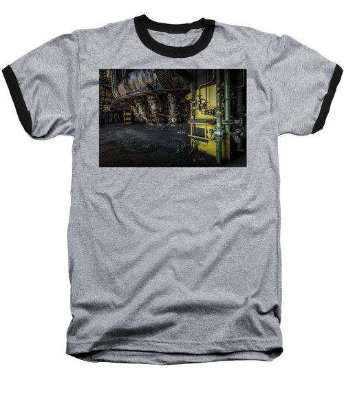 The Machinist Baseball T-Shirt