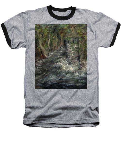 The Mage's Tower Baseball T-Shirt
