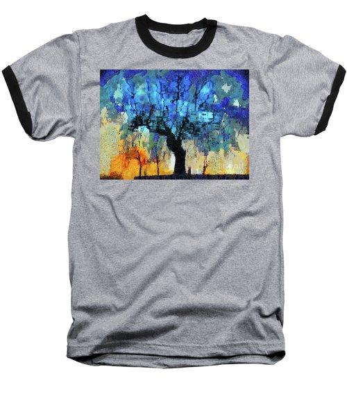 The Magic Blue Faraway Tree Baseball T-Shirt