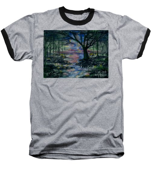 The Magic Hour Baseball T-Shirt