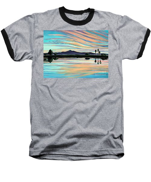 The Magic Is In The Water Baseball T-Shirt