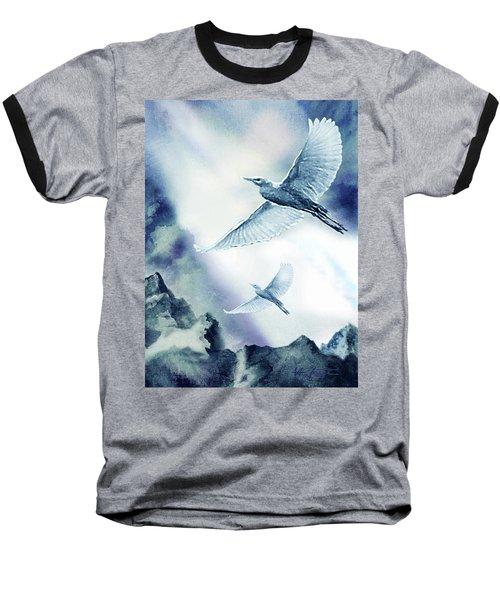 The Magic Of Flight Baseball T-Shirt