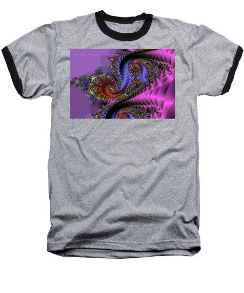 The Magic Triapus Baseball T-Shirt