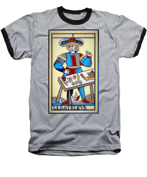 The Magician Baseball T-Shirt
