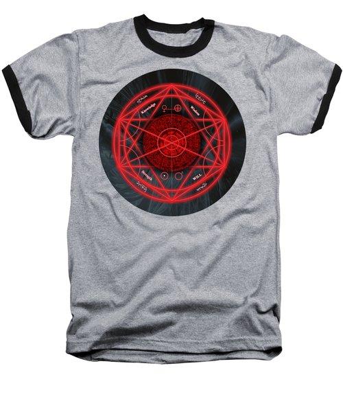 The Magick Circle Baseball T-Shirt
