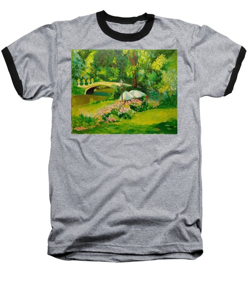 The Magnificent Bow Bridge Baseball T-Shirt