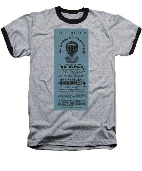 The Magnificent Mr. Gypson Baseball T-Shirt